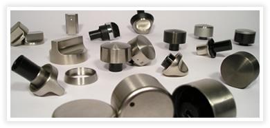 F i s srl manopole in metallo per elettrodomestici for Scatolati in acciaio inox
